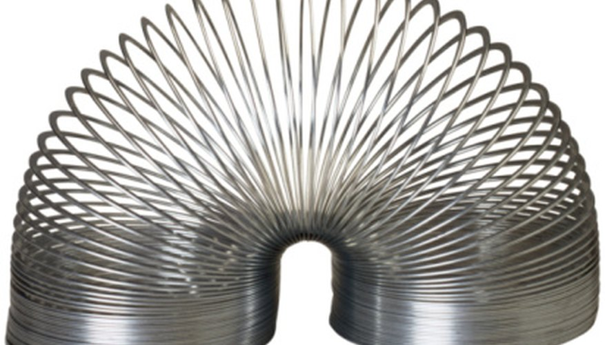 Explore physics with Slinkies.
