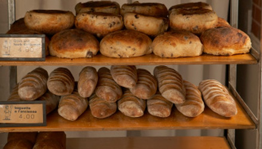 Small bakeries must offer products that attract neighborhood buyers.
