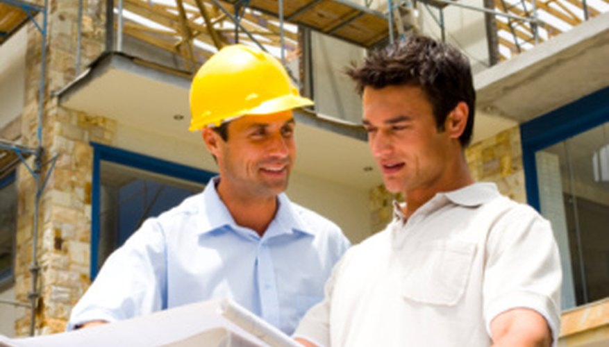 Building employees are stakeholders in a construction project and have an interest in its outcome.