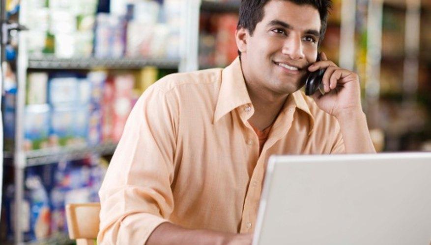 El teléfono es una herramienta importante en una estrategia de comercialización.