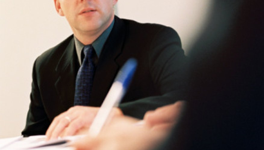 If you say something offensive an interviewer may abruptly end the interview.