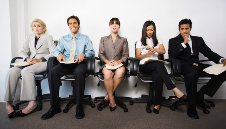 Stand out from the crowd by providing a strong business plan prior to meeting an employer.