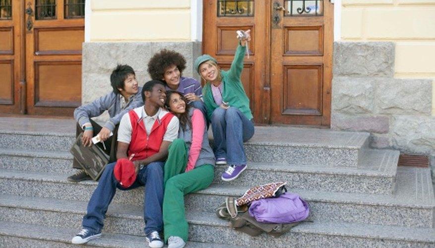 Las escuelas secundarias de Georgia preparan a los estudiantes para la universidad y para el mundo laboral.