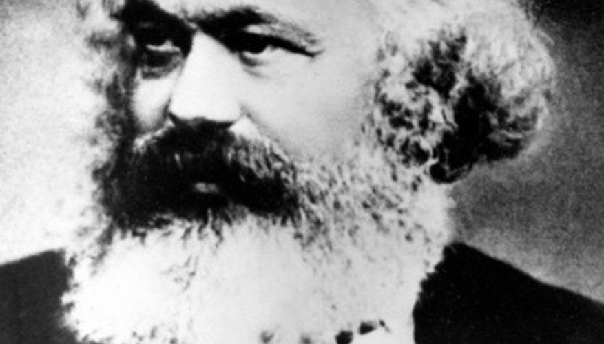Karl Marx argued communism was best able to meet society's needs.