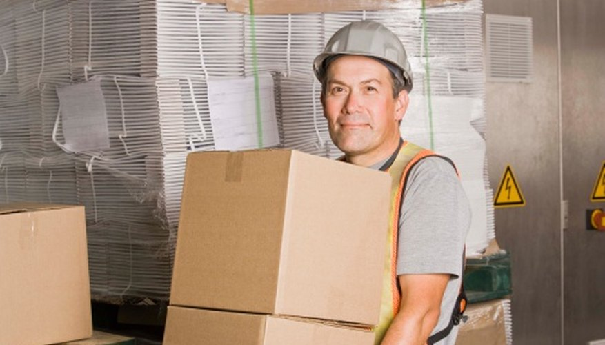 Warehouse and logistics management are critical functions of supply-chain management operations.