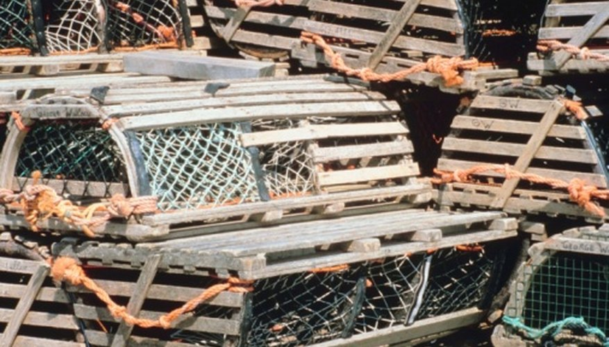 Areas hit hard by over-fishing can be sustained by fish farming operations.