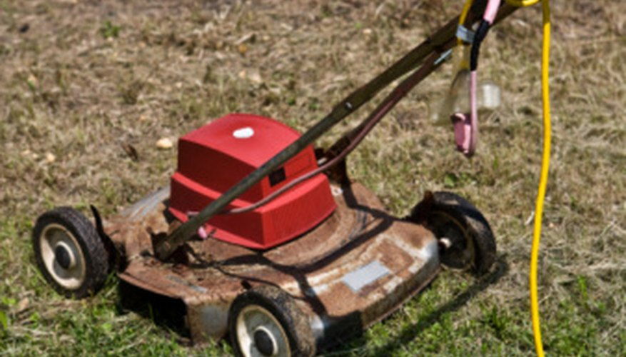 Take care of your mower, and it will last for years and years.