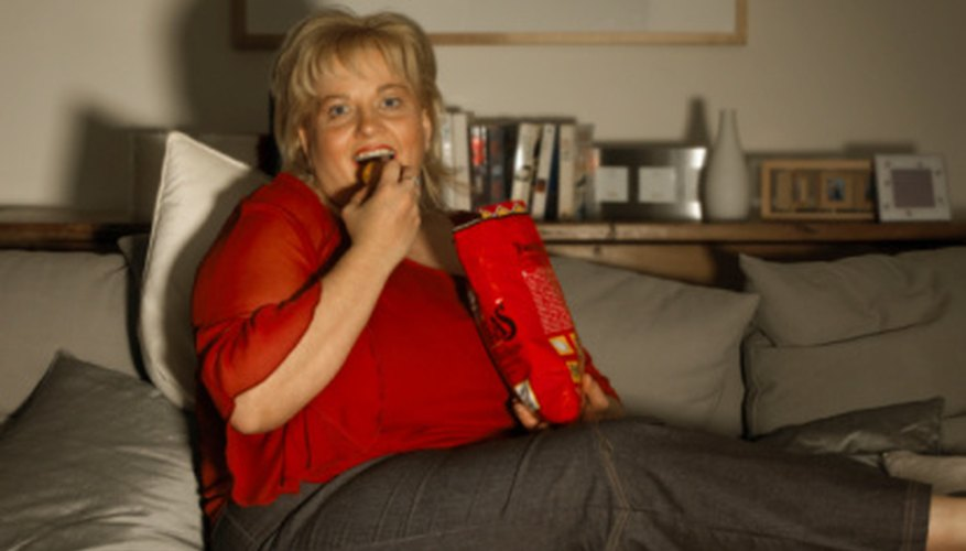 TV can make you overweight, and being overweight can kill you