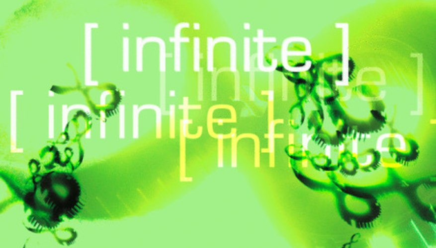 How to Make an Infinity Symbol | Our Pastimes