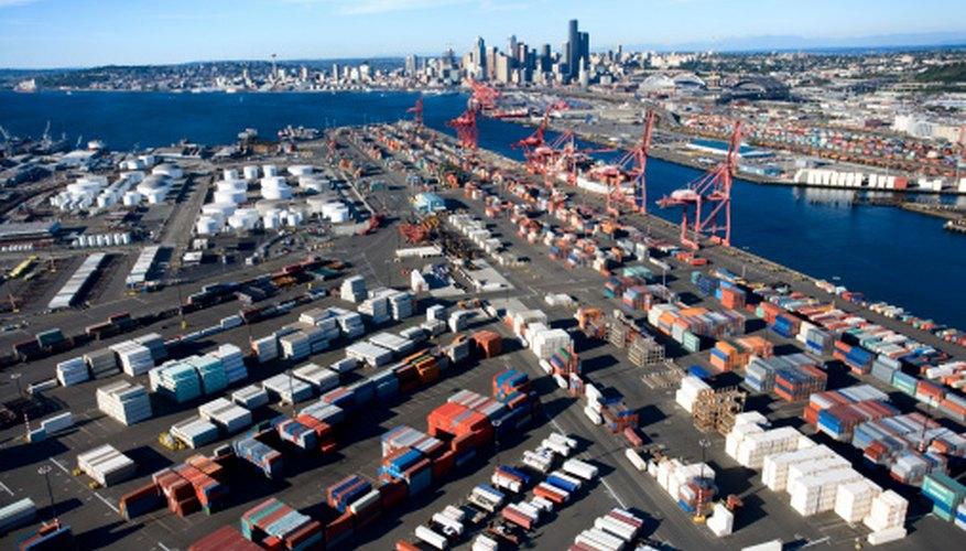 Las compañías hacen uso de la exportación directa para colocar sus productos en mercados extranjeros.
