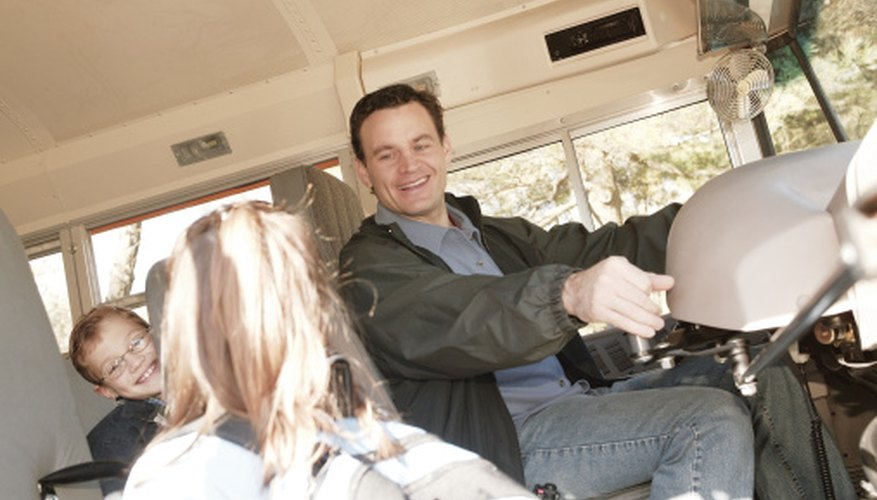 Charter bus drivers generally earn less than what city transit system drivers earn.