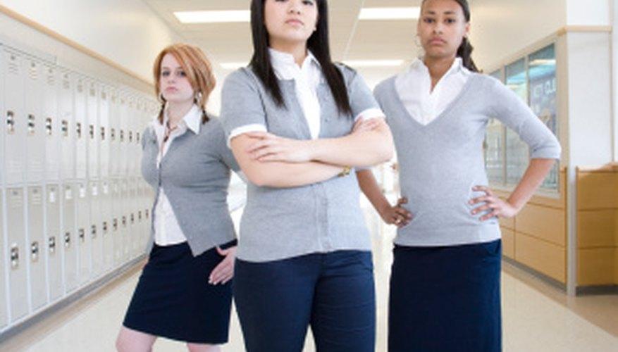 ¿Los uniformes escolares son buenos para tu hijo?
