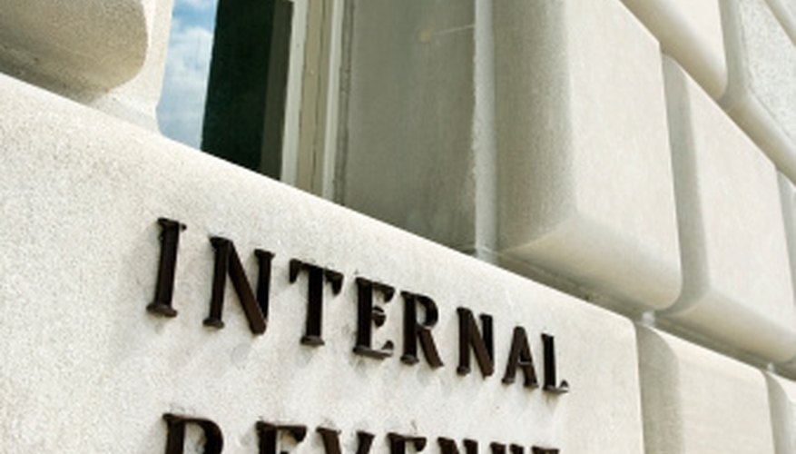 The IRS requires certain 1099 forms to be filed.