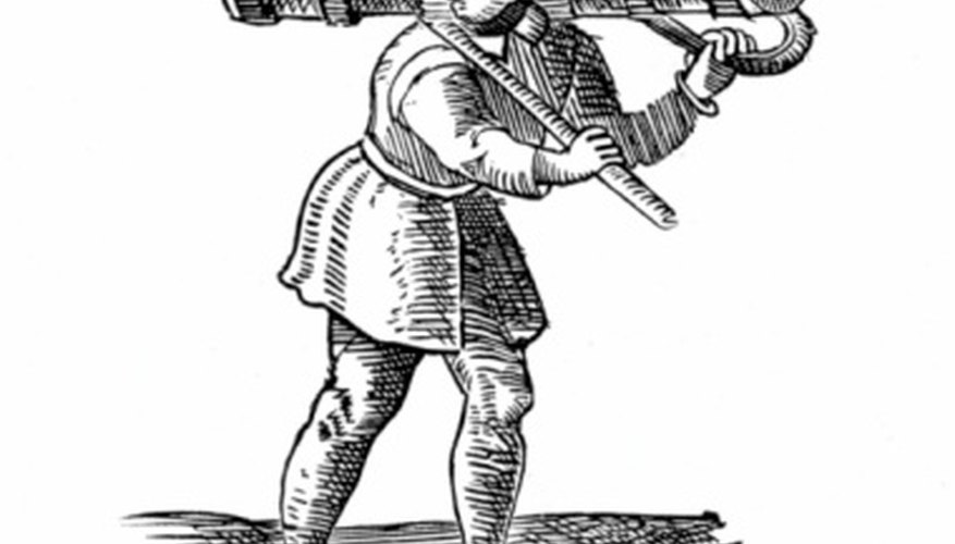 Cross hatching is widely used in engraving to depict shading.