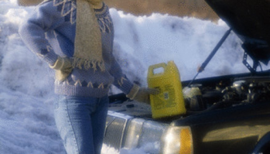 Essential for automobiles, antifreeze is also hazardous to plants, animals and the environment.
