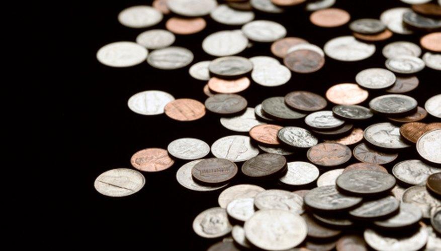 Es importante contar todo el efectivo a diario en un restaurante.