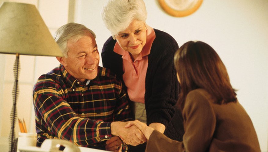 Seniors require an assortment of products and services to meet changing needs.