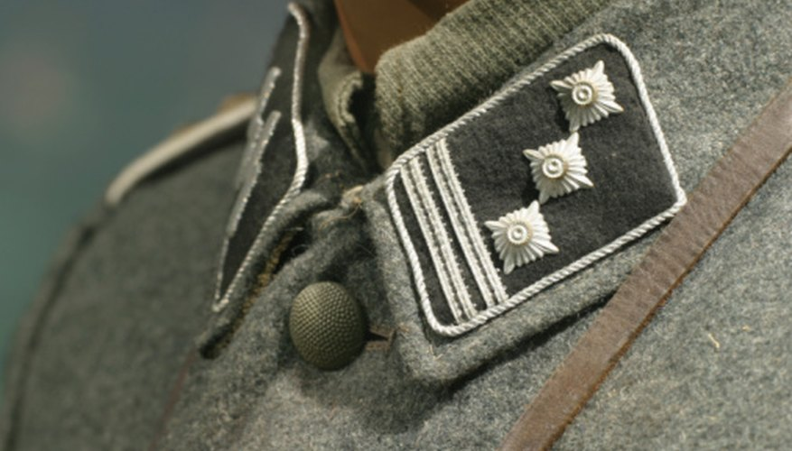 WWII German military decorations are often replicated and presented as authentic.