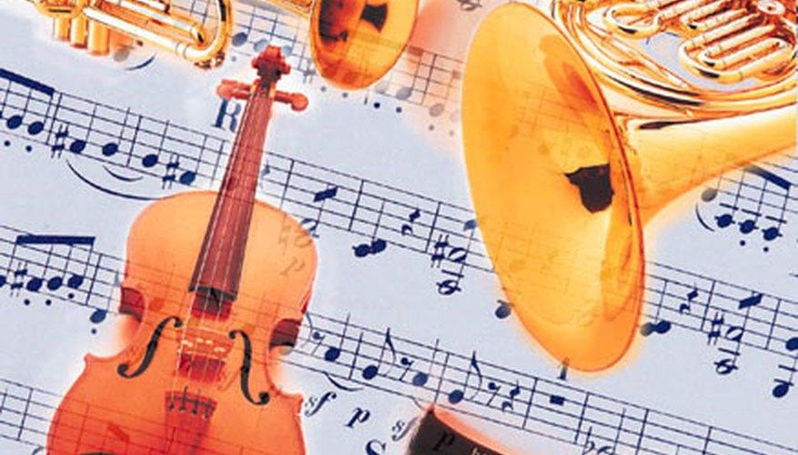 Una partitura representa ideas musicales claramente para lograr el sonido deseado cuando se ejecuta por músicos en vivo.