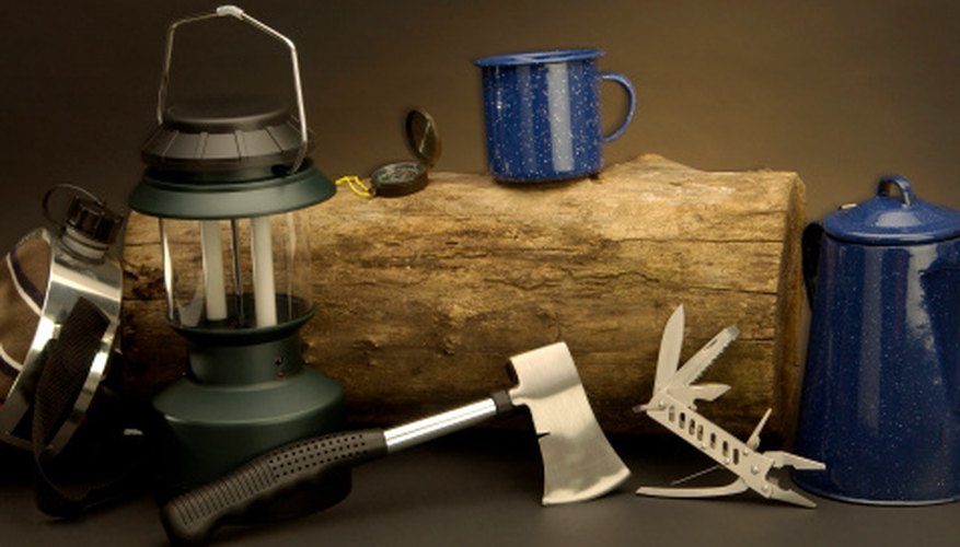 Make your own wood canteen for your next camping trip.
