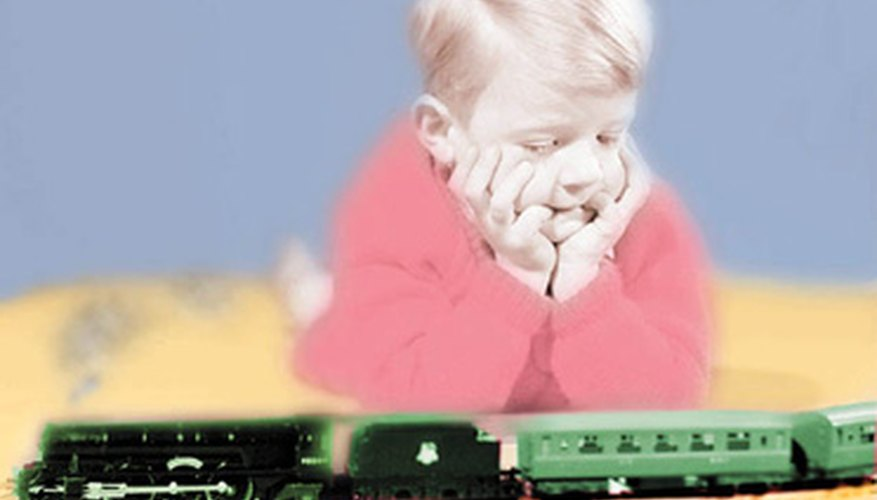 Marx train sets continued to be popular into the 1960s and 1970s