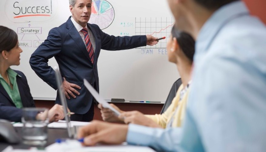 Meetings improve the planning process at the strategic level.