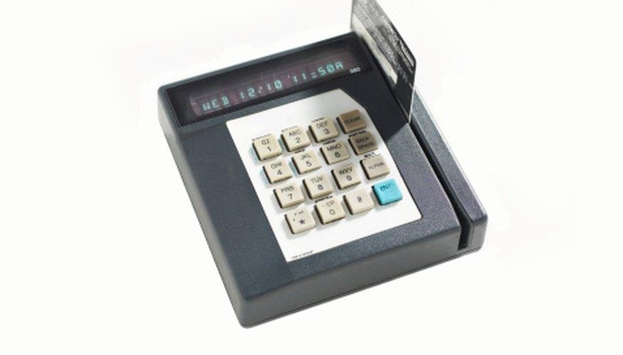 JC Penney tiene una tarjeta de crédito para las compras en tienda o en línea de sus clientes.