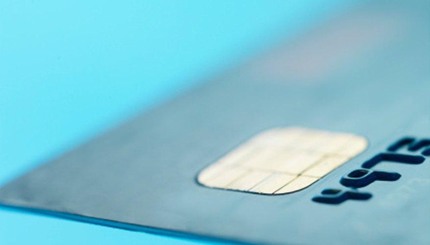 Las tarjetas con chip y código son una manera más segura de comprar en las tiendas.