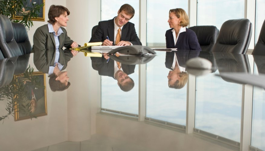 Creating an equity joint venture agreement takes agreement from two or more businesses.