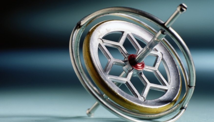 Gyroscope have many applications beyond toys.