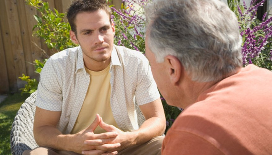 Your mission statement should describe the purpose of the nonprofit, such as counseling.