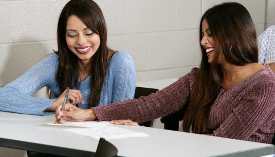 Cut-off marks are used by colleges and universities to select students for their courses.