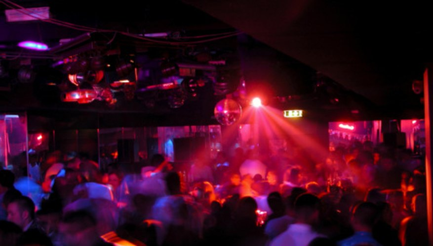 Consider your target customer during every step of starting a nightclub.