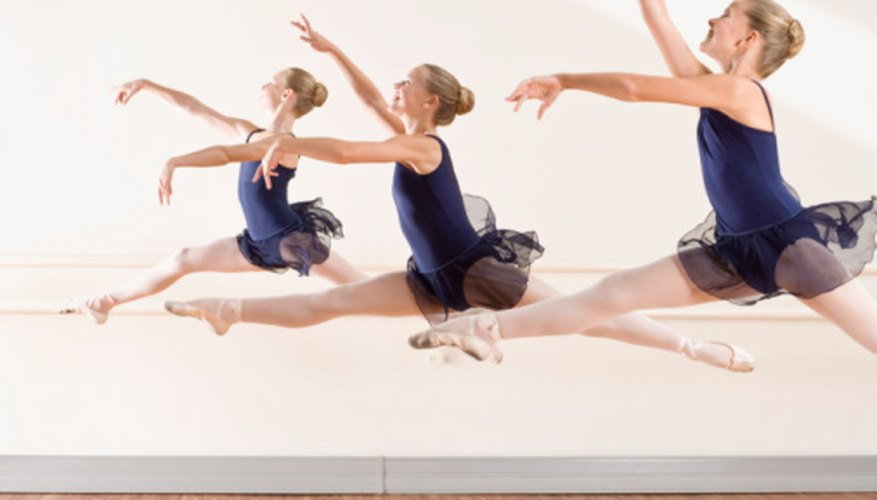 A simple theme is essential for a successful dance recital.