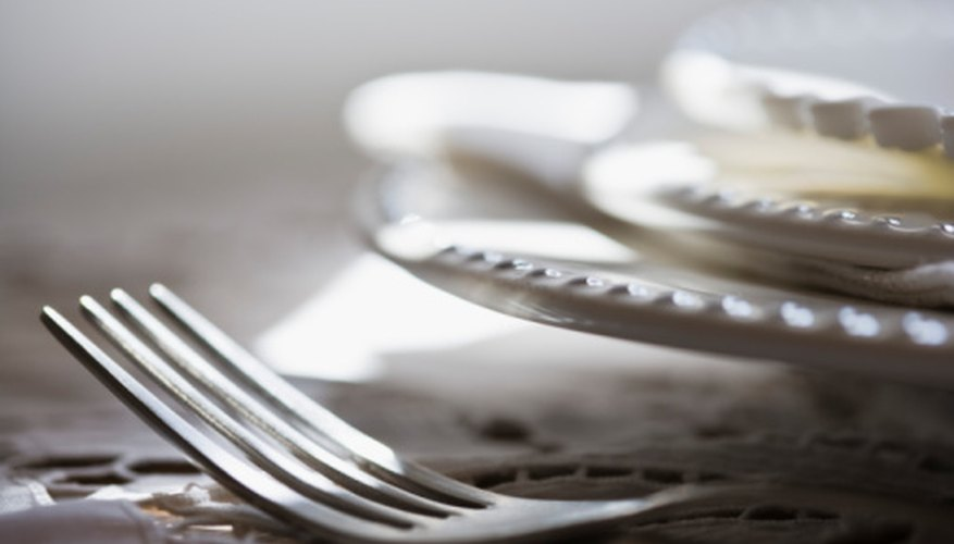 Check the marks on your silverware to learn about the craftsmanship.