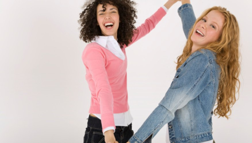Break the ice for teenage girls with fun getting to know you games.