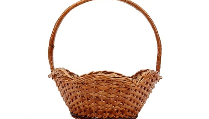 You can parlay a basket-making hobby into an income stream.