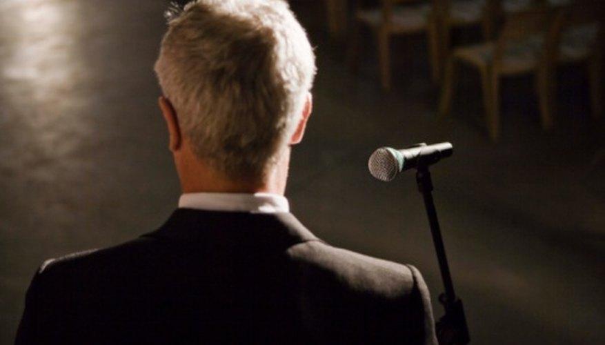 a person i admire speech