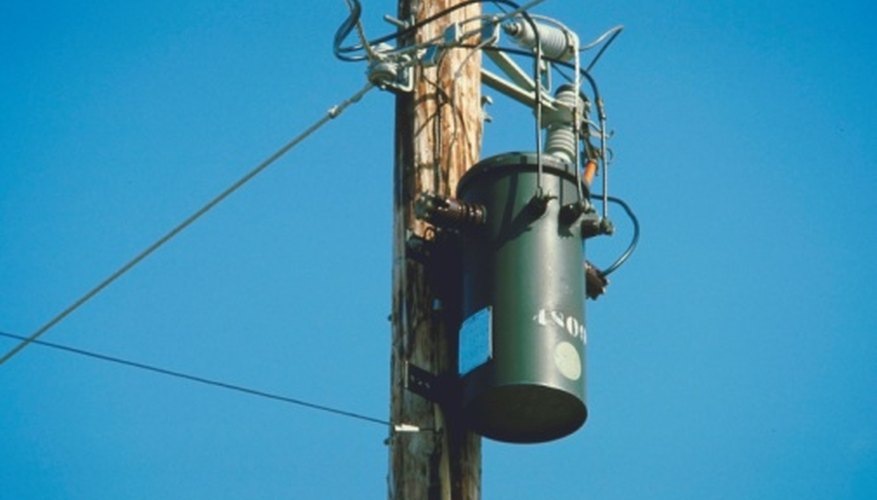Transformers are at the heart of power distribution systems