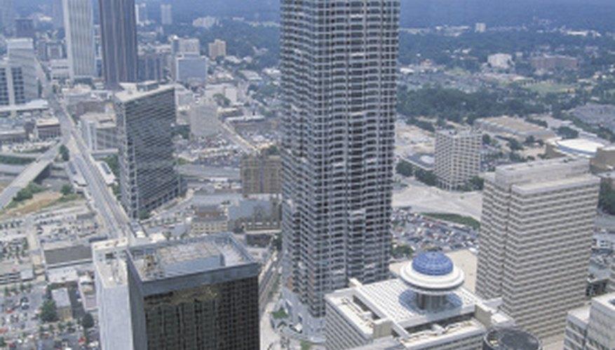 Few Georgia mayors earn six figures, as of 2010.