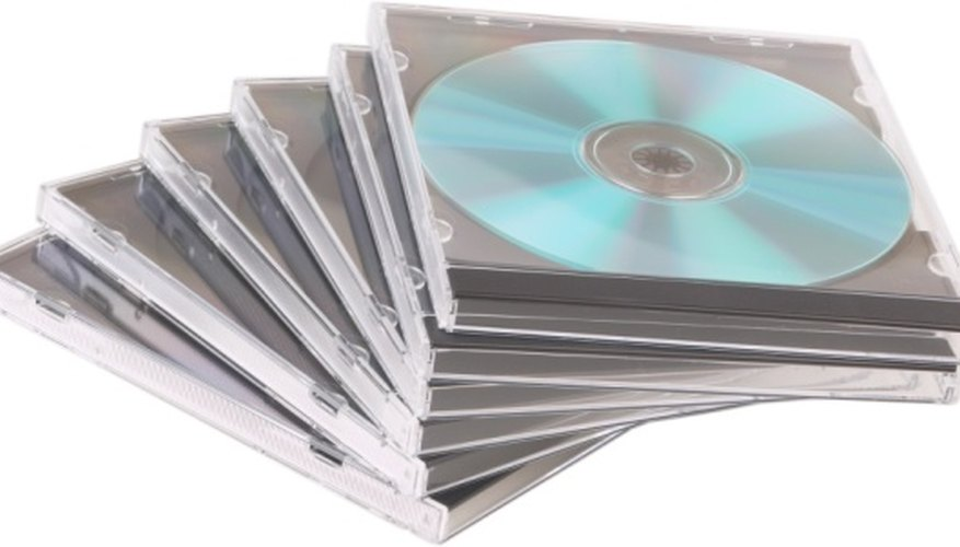 Your CD collection can look great with a set of custom covers.