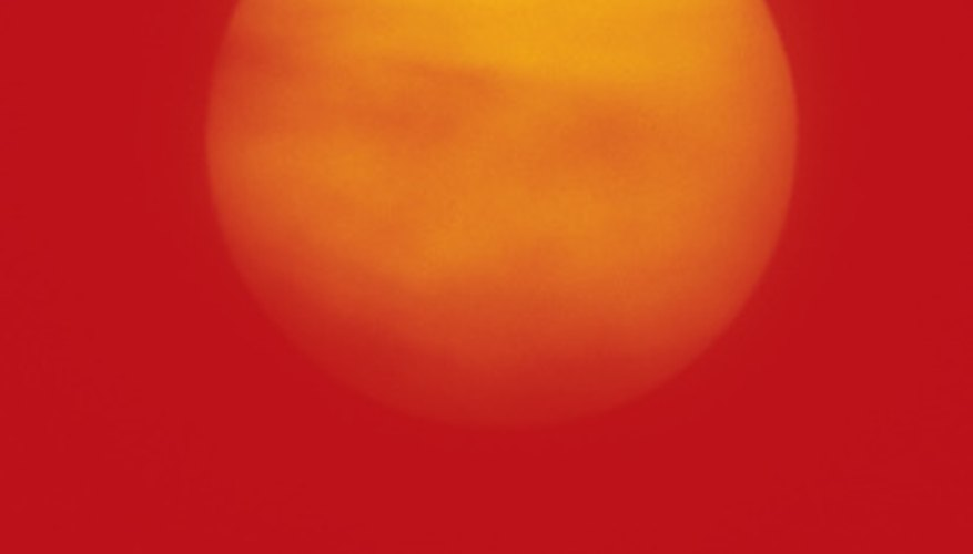 The sun is a yellow dwarf.