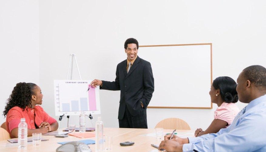 budget planning presentation bizfluent