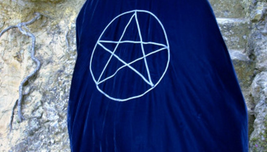 The pentagram is often associated with the supernatural.