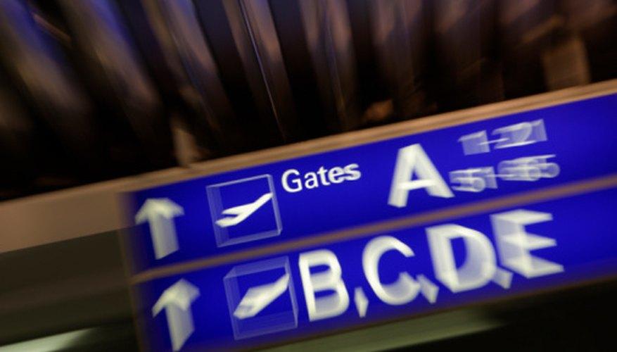 Un gran aeropuerto, crea puestos de trabajo y atrae a los visitantes.