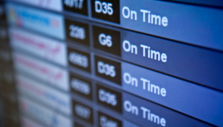 Reducing delays is part of the low cost strategy
