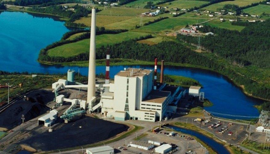 Una fábrica es un ejemplo clásico de un activo de larga duración.