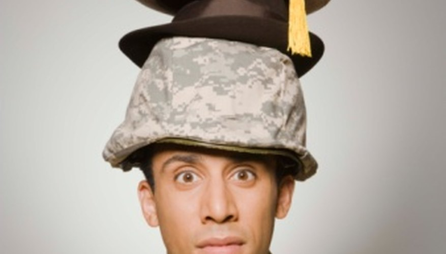 Try on a few different hats when exploring careers after graduation.