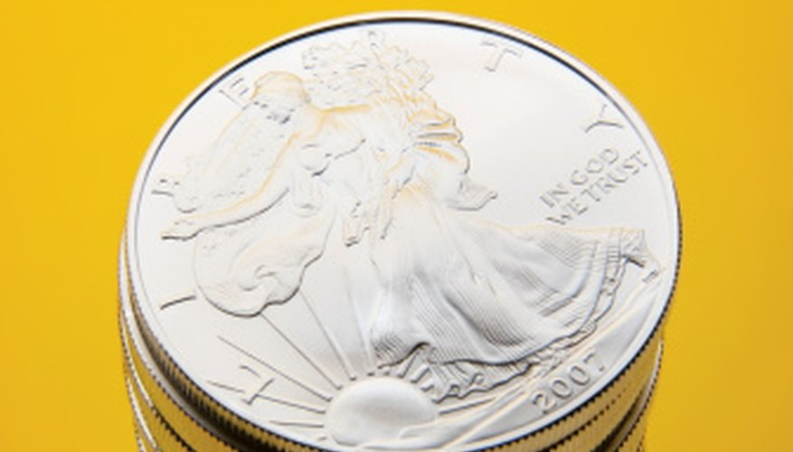 The U.S. Mint now produces silver coins only for proof sets and for bullion.