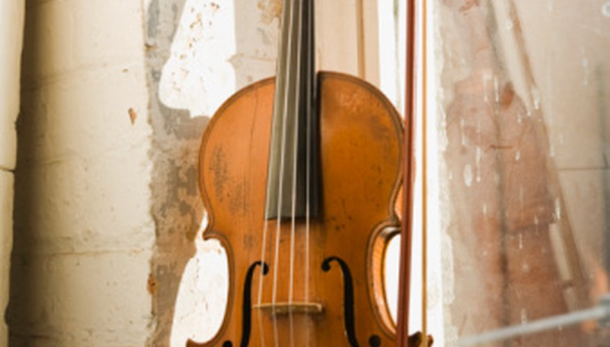 Learn the factors that influence value in an antique violin.